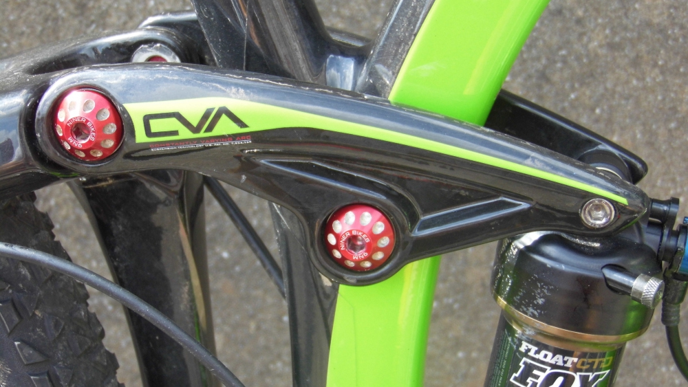 Niner Jet 9 RDO Review Race Bike Focus - Scott Cornish's