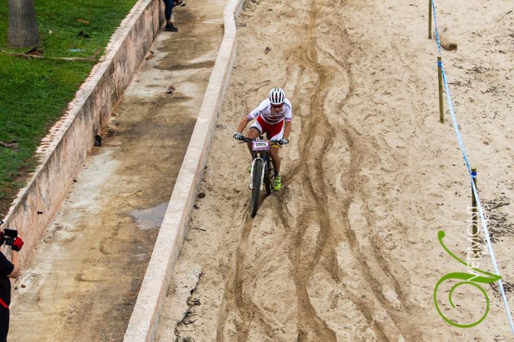 Roc D'Azur - beach racing at it's finest (Photo: Vermont Images)