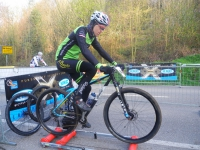 Rider Blog: Time to start racing again - Lomas Wefing