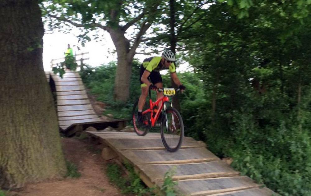 Gap jump Round 2